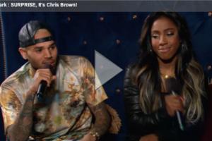 106 & Park: SURPRISE, It's Chris Brown!