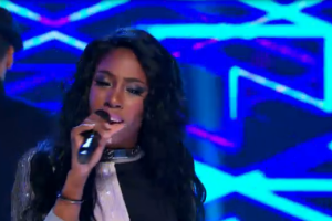 Sevyn Streeter on BET's Rip The Runway.
