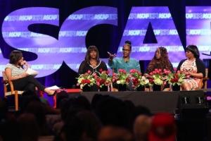 Tina Davis at the ASCAP Expo: Women Behind Music