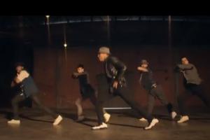 Chris Brown – Fine China Dance