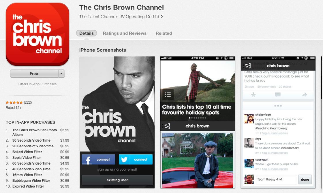 CBE Channel
