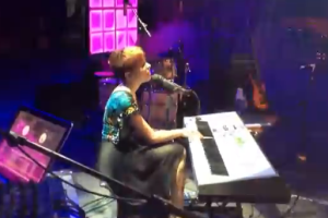 Karina Pasian Performance Live in D.R.